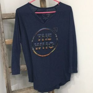 """The Who"" Lucky Brand Tee"
